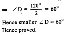 RS Aggarwal Class 9 Solutions Chapter 11 CircleEx 11C Q23.2