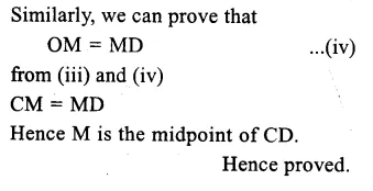 RS Aggarwal Class 9 Solutions Chapter 11 CircleEx 11C Q26.3