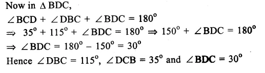 RS Aggarwal Class 9 Solutions Chapter 11 CircleEx 11C Q29.2