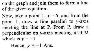 RS Aggarwal Class 9 Solutions Chapter 8 Linear Equations in Two Variables Ex 8A 3.2