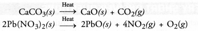 Chemical Reactions and Equations Class 10 Important Questions Science Chapter 1 image - 2