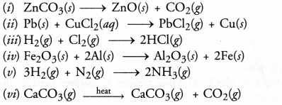 Chemical Reactions and Equations Class 10 Important Questions Science Chapter 1 image - 28