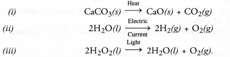 Chemical Reactions and Equations Class 10 Important Questions Science Chapter 1 image - 5