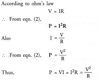 Electricity Class 10 Important Questions Science Chapter 12 image - 33