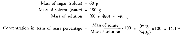 Is Matter Around Us Pure Class 9 Important Questions Science Chapter 2 image - 1
