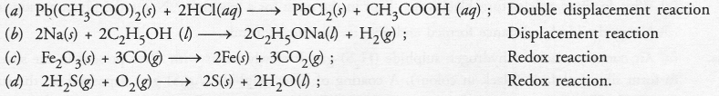 NCERT Exemplar Solutions for Class 10 Science Chapter 1 Chemical Reactions and Equations image - 11