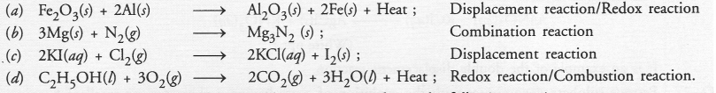 NCERT Exemplar Solutions for Class 10 Science Chapter 1 Chemical Reactions and Equations image - 7