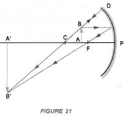 NCERT Exemplar Solutions for Class 10 Science Chapter 10 Light Reflection and Refraction image - 2