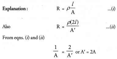 NCERT Exemplar Solutions for Class 10 Science Chapter 12 Electricity image - 12