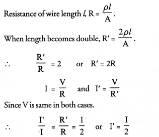 NCERT Exemplar Solutions for Class 10 Science Chapter 12 Electricity image - 25