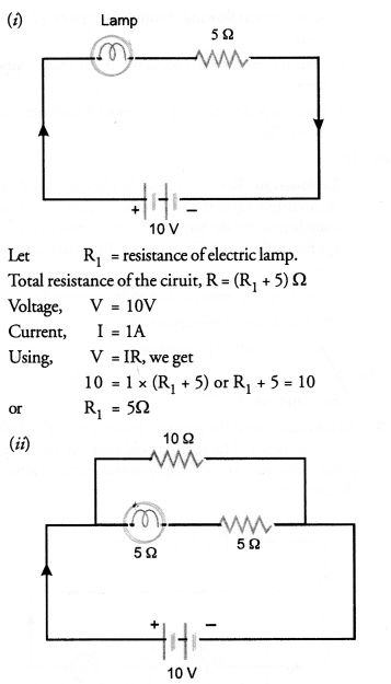 NCERT Exemplar Solutions for Class 10 Science Chapter 12 Electricity image - 27