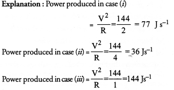 NCERT Exemplar Solutions for Class 10 Science Chapter 12 Electricity image - 3