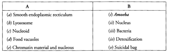 NCERT Exemplar Solutions for Class 9 Science Chapter 5 The Fundamental Unit of Life image -1