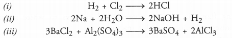 NCERT Solutions for Class 10 Science Chapter 1 Chemical Reactions and Equations image - 1