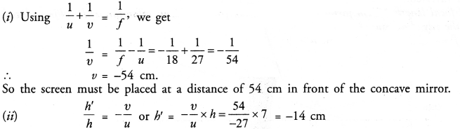 NCERT Solutions for Class 10 Science Chapter 10 Light Reflection and Refraction image -14