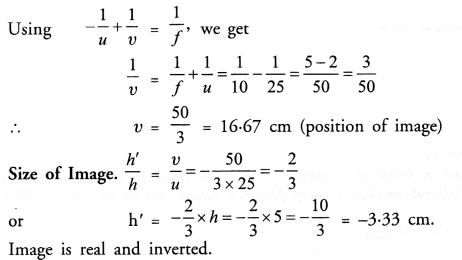 NCERT Solutions for Class 10 Science Chapter 10 Light Reflection and Refraction image -8