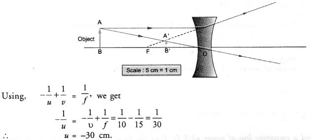 NCERT Solutions for Class 10 Science Chapter 10 Light Reflection and Refraction image -9