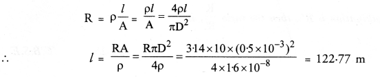 NCERT Solutions for Class 10 Science Chapter 12 Electricity image - 16