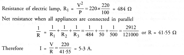 NCERT Solutions for Class 10 Science Chapter 12 Electricity image - 6