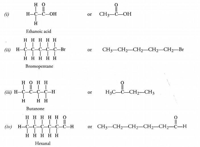 NCERT Solutions for Class 10 Science Chapter 4 Carbon and its Compounds image - 5