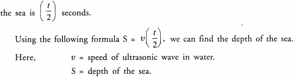 Sound Class 9 Important Questions Science Chapter 12 image - 16