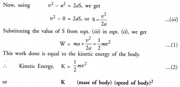 Work, Power and Energy Class 9 Important Questions Science Chapter 11 image - 12
