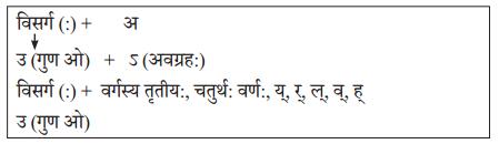 Abhyasvan Bhav Sanskrit Class 10 Solutions Chapter 6 सन्धिः 8
