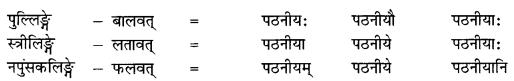 Abhyasvan Bhav Sanskrit Class 10 Solutions Chapter 8 प्रत्यया 16