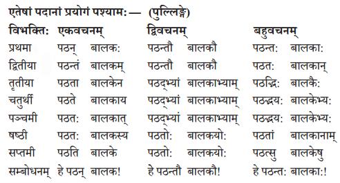Abhyasvan Bhav Sanskrit Class 10 Solutions Chapter 8 प्रत्यया 2