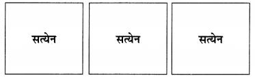 Abhyasvan Bhav Sanskrit Class 9 Solutions Chapter 6 कारकोपपदविभक्तिः 29