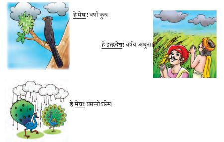 Abhyasvan Bhav Sanskrit Class 9 Solutions Chapter 6 कारकोपपदविभक्तिः 68