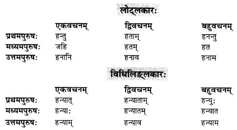 NCERT Solutions for Class 10 Sanskrit Shemushi Chapter 2 बुद्धिर्बलवती सदा 2