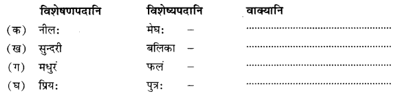 NCERT Solutions for Class 10 Sanskrit Shemushi Chapter 6 सुभाषितानि Additional Q6