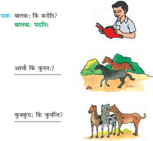 NCERT Solutions for Class 6 Sanskrit Chapter 1 शब्द परिचयः 1.11