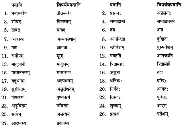 NCERT Solutions for Class 9 Sanskrit Shemushi Chapter 3 गोदोहनम् 6