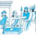 प्राणेभ्योऽपि प्रियः सुह्रद् Summary Notes Class 10 Sanskrit Chapter 11