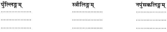 NCERT Solutions for Class 7 Sanskrit Chapter 1 सुभाषितानि 1