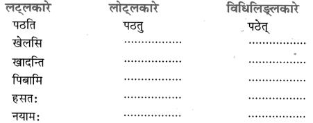 NCERT Solutions for Class 8 Sanskrit Chapter 4 सदैव पुरतो निधेहि चरणम् 3