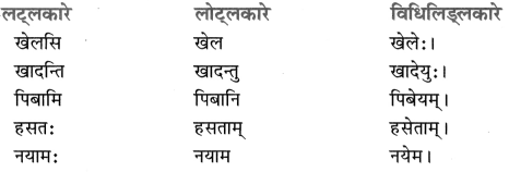 NCERT Solutions for Class 8 Sanskrit Chapter 4 सदैव पुरतो निधेहि चरणम् 4