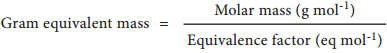 Gram Equivalent Concept img 1