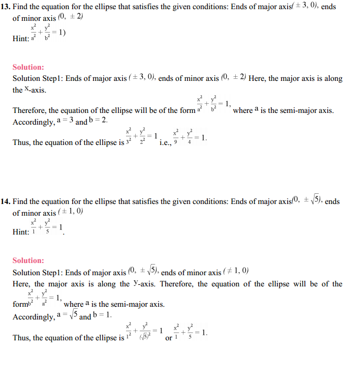 NCERT Solutions for Class 11 Maths Chapter 11 Conic Sections Ex 11.2 16