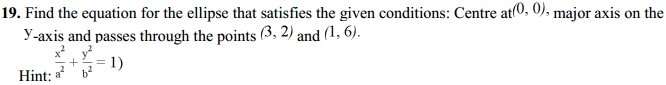 NCERT Solutions for Class 11 Maths Chapter 11 Conic Sections Ex 11.2 21