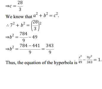 NCERT Solutions for Class 11 Maths Chapter 11 Conic Sections Ex 11.4 16