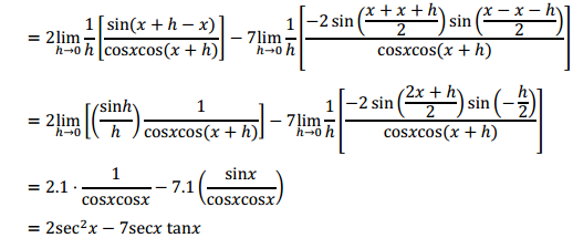 NCERT Solutions for Class 11 Maths Chapter 13 Limits and Derivatives Ex 13.2 26