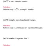 NCERT Solutions for Class 11 Maths Chapter 14 Mathematical Reasoning Ex 14.2 1
