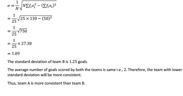 NCERT Solutions for Class 11 Maths Chapter 15 Statistics Ex 15.3 9