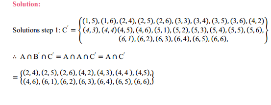 NCERT Solutions for Class 11 Maths Chapter 16 Probability Ex 16.2 11